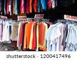 chau doc  socialist republic of ... | Shutterstock . vector #1200417496
