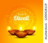 illustration greeting card... | Shutterstock .eps vector #1200428119