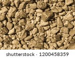 abstract pebble stony texture... | Shutterstock . vector #1200458359