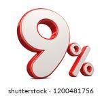 3d render illustration. red...   Shutterstock . vector #1200481756