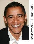 Barack Obama Signing Copies Of...