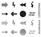 vector design of element and...   Shutterstock .eps vector #1200523486