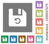 undo last file operation flat...   Shutterstock .eps vector #1200537679