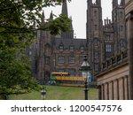 edinburgh  scotland   september ... | Shutterstock . vector #1200547576