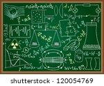 illustration of physical... | Shutterstock .eps vector #120054769