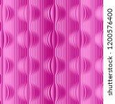 vector seamless pink modern... | Shutterstock .eps vector #1200576400