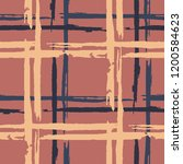 plaid. seamless background with ... | Shutterstock .eps vector #1200584623