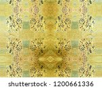 a hand drawing pattern made of... | Shutterstock . vector #1200661336
