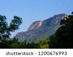 mountains roads daytime forest... | Shutterstock . vector #1200676993