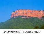 mountains roads daytime forest... | Shutterstock . vector #1200677020