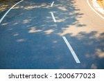 mountains roads daytime forest... | Shutterstock . vector #1200677023