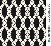 vector fishnet seamless pattern....   Shutterstock .eps vector #1200681130