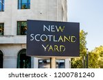 london. october 2018. a view of ... | Shutterstock . vector #1200781240
