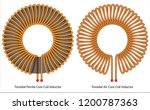 Toroidal Coil Inductor