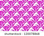 decorative wallpaper pattern on ...   Shutterstock .eps vector #120078868