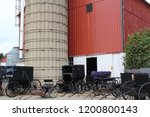 amish country buggies    Shutterstock . vector #1200800143