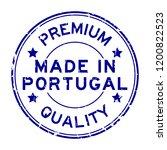 grunge blue premium quality... | Shutterstock .eps vector #1200822523