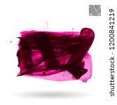 brush stroke and texture....   Shutterstock .eps vector #1200841219