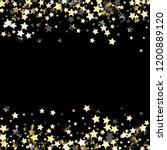 stars confetti horizontal...   Shutterstock .eps vector #1200889120