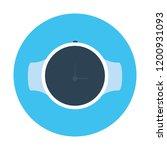 smart watch vector icon   Shutterstock .eps vector #1200931093