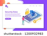 security  safety and... | Shutterstock .eps vector #1200932983