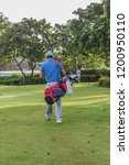 golf is a sport. players use...   Shutterstock . vector #1200950110