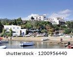 cadaques  spain   september 6 ... | Shutterstock . vector #1200956440