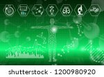 abstract background technology... | Shutterstock .eps vector #1200980920