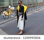 milano  italy  september 21 ... | Shutterstock . vector #1200992836