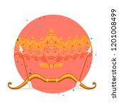 illustration poster or banner... | Shutterstock .eps vector #1201008499