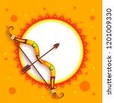 illustration poster or banner... | Shutterstock .eps vector #1201009330