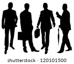 business people | Shutterstock .eps vector #120101500