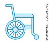 wheelchair   disability  ...   Shutterstock .eps vector #1201056799