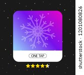snowflake icon  christmas...