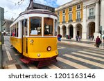 lisbon  portugal   june 4  2018 ... | Shutterstock . vector #1201163146