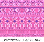 peruvian american indian... | Shutterstock .eps vector #1201202569