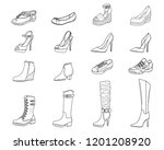 Women Shoes Collection. Various ...