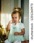 beauty  look  fashion. baby...   Shutterstock . vector #1201260973