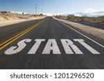 new beginnings  travel and... | Shutterstock . vector #1201296520