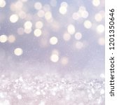 christmas light background. ... | Shutterstock . vector #1201350646
