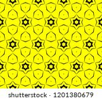 modern seamless geometric... | Shutterstock .eps vector #1201380679