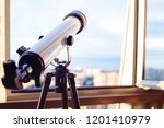 The Telescope On The Balcony ...