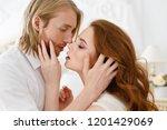 outspoken lovestory. date for...   Shutterstock . vector #1201429069