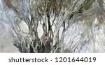the enchanted forest  tribute... | Shutterstock . vector #1201644019