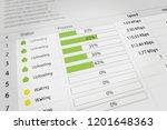 upload with progress bar ...   Shutterstock . vector #1201648363