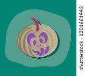 paper sticker on stylish...   Shutterstock .eps vector #1201661443