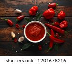 Spicy Hot Chili Sauce With Mix...