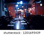 nightclub penthouse in a... | Shutterstock . vector #1201695439