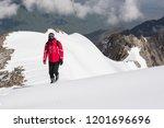 ala archa nature park  bishkek  ... | Shutterstock . vector #1201696696