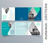 brochure design  brochure... | Shutterstock .eps vector #1201731316